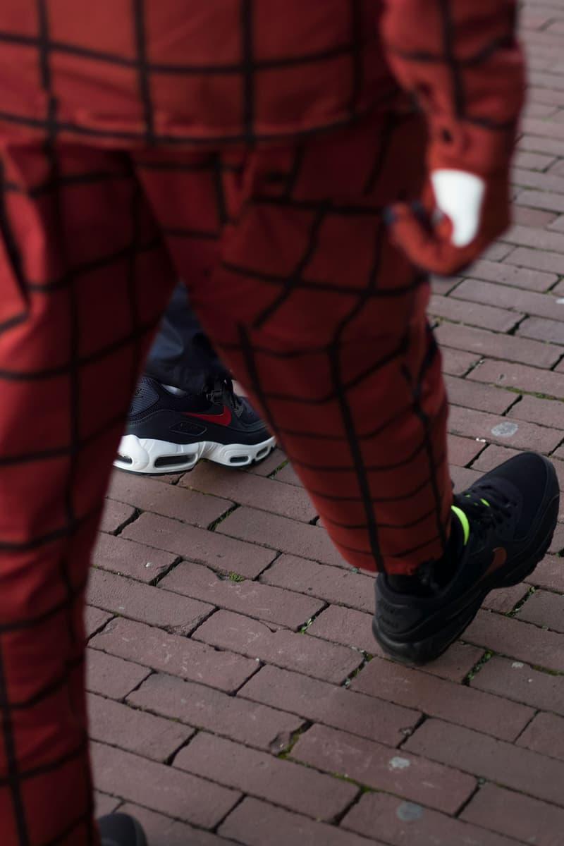 """Nike x Patta Collaboration Collection Interview """"Publicity. Publicity. Wohoooow!"""" Guillaume Schmidt Linda van Deursen Vincent van de Waal"""