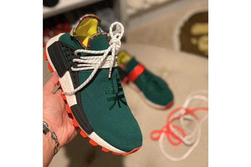 Pharrell adidas Hu NMD China Exclusive First Look