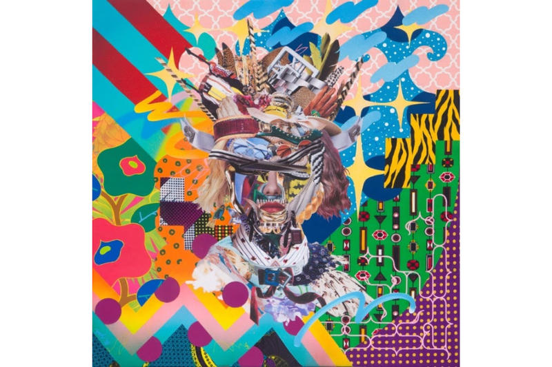 gr gallery fantastic world exhibition artworks pixel pancho mike perry yoh nagao cb hoyo