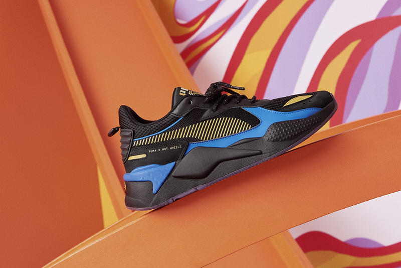 c117778266e Mattel x PUMA RS-X Hot Wheels Release Date Shoes Trainers Kicks Sneakers  Footwear Cop
