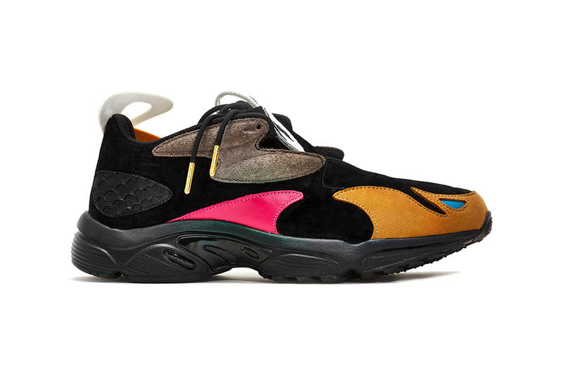 Pyer Moss x Reebok Daytona Experiment Release date multi suede cream colorway price purchase online sneaker