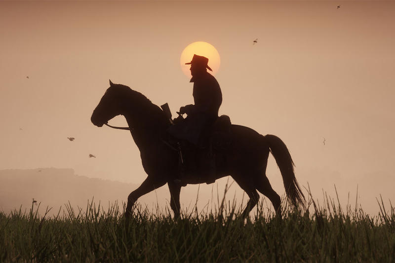 red dead redemption 2 725 million usd three days videos games entertainment 2018 october rockstar games