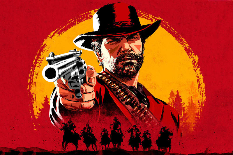 Red Dead Redemption 2 Review Rockstar Games Western Open World Grand Theft Auto V GTAV