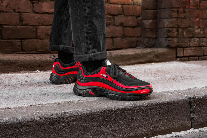 Reebok Daytona DMX x size? Exclusive Sneaker Details Sneakers Kicks Trainers Shoes Cop Purchase Buy Info Release Date Closer First Look