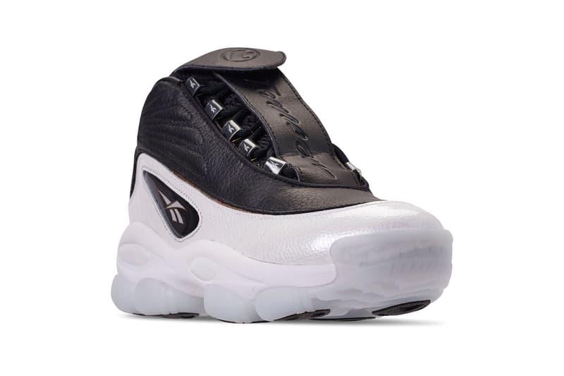 "Reebok Iverson Legacy ""Black/White"" Release Date allen iverson sneaker signature model colorway november 2018"