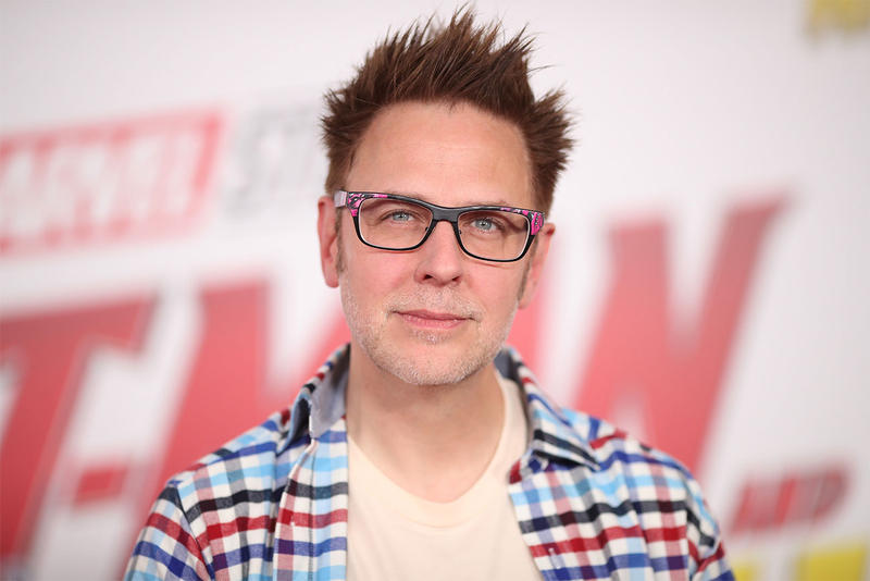 """Rehire James Gunn for Vol. 3"" Billboard Appears guardians of the galaxy vol 3 marvel comics marvel studios disneyland"