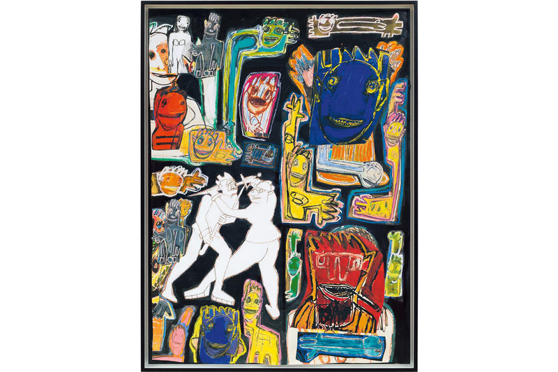 richard prince high times gagosian exhibition new york city paintings drawings