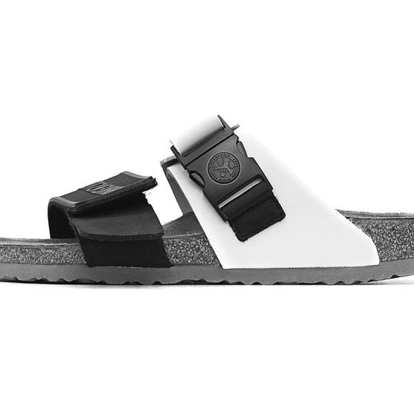 Rick Owens x Birkenstock Rotterdam Velcro Sandal & Rotterhiker Boot