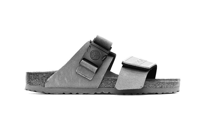 cfe251ad1512 Rick Owens Birkenstock Rotterdam Velcro Sandal Rotterhiker Boot Buckle  Velour Nubuck release date info price purchase