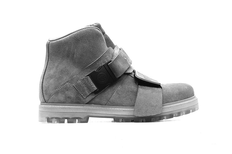 Rick Owens Birkenstock Rotterdam Velcro Sandal Rotterhiker Boot Buckle Velour Nubuck release date info price purchase