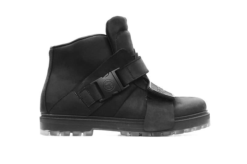 Rick Owens X Birkenstock Rotterdam Velcro Sandal Rotterhiker Boot