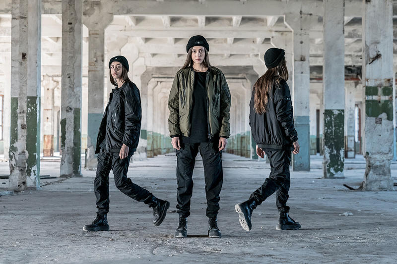 "Riot Division FW18 ""Symbiosis"" Collection augmented reality Ukraine"