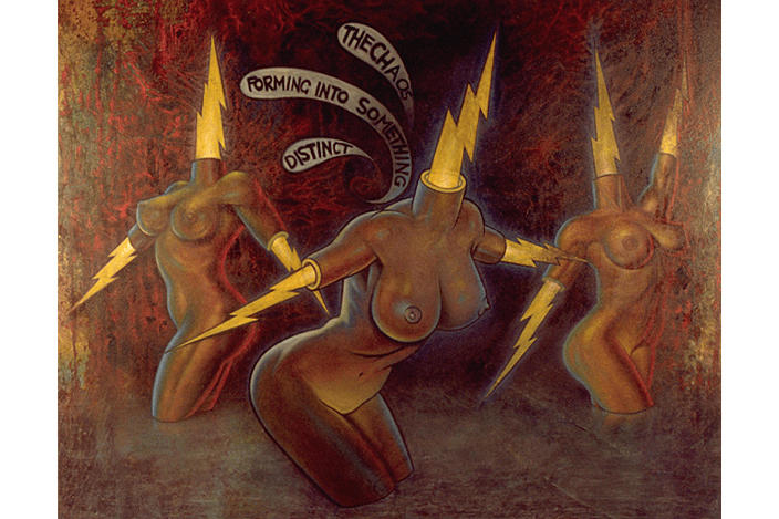 ron english delusionville exhibition allouche gallery paintings popaganda