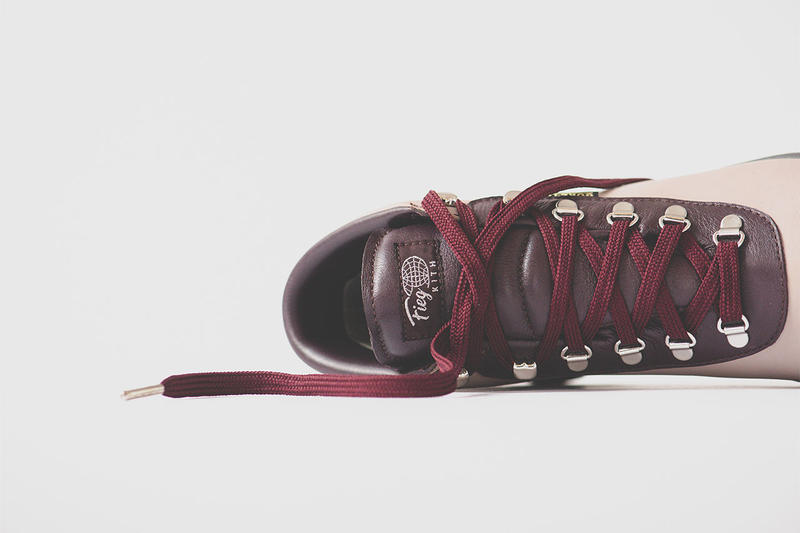ronnie fieg vasque fall 2018 footwear kith