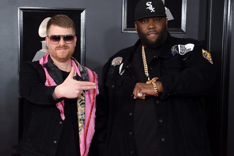 Run the Jewels Lets Go The Royal We Stream song track single venom ost soundtrack october 2018 new music