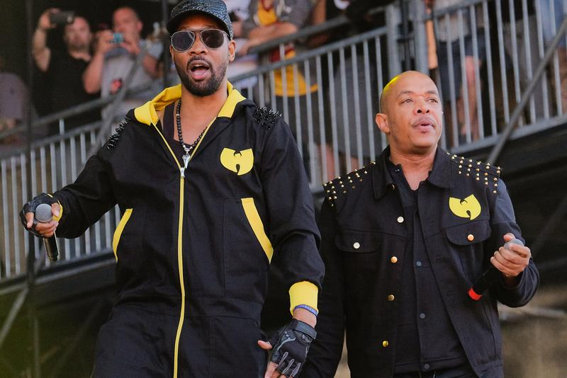 RZA Reveals Wu-Tang An American Saga TV Series clan show program hulu 2018 gza ghostface killah inspectah deck masta killa television