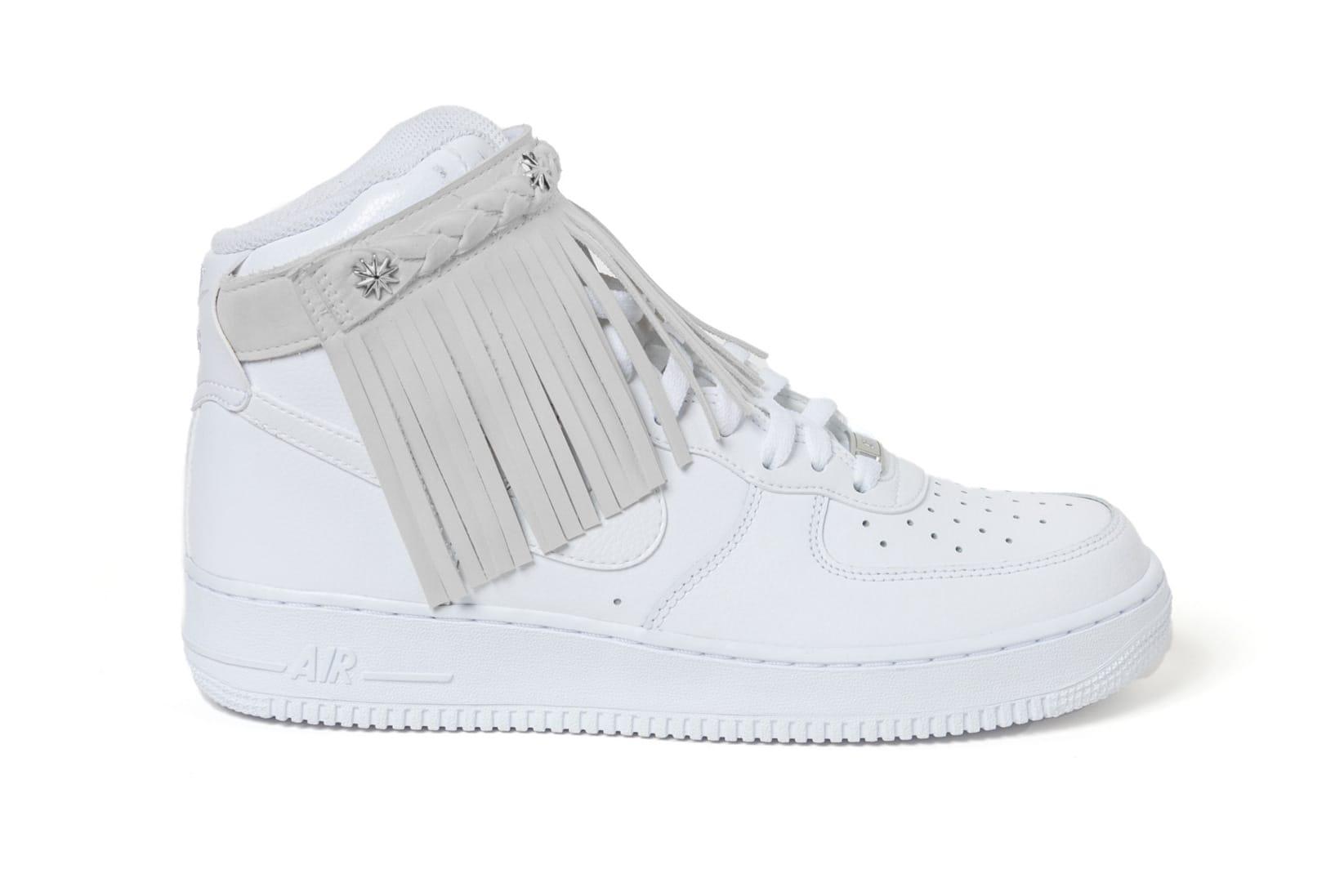 Sacai x Nike Air Force 1 Lane Crawford