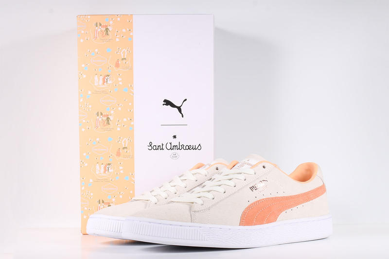 sant ambroeus puma suede friends and family 2018 footwear october