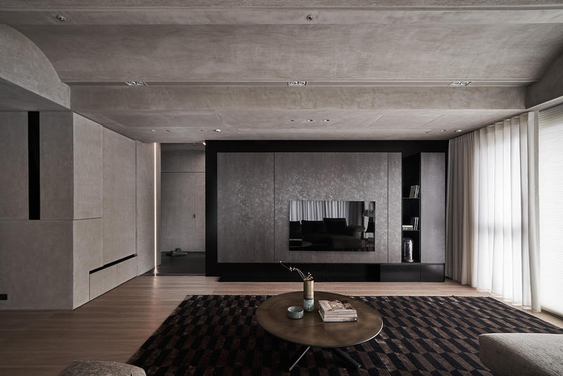 """""""Serenity in the City"""" Penthouse PENY HSIEH INTERIORS Architecture Homes Houses Modern Interior Views Landscape Design"""
