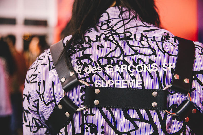 hypebeast shanghai fashion week street style snaps runway spring summer 2019 china