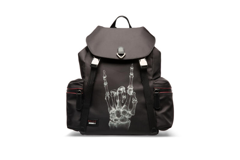 Bally x SHOK-1 x Swizz Beatz Collection Launch hip-hop street art graffiti leather goods swiss made quality luxury totes bags