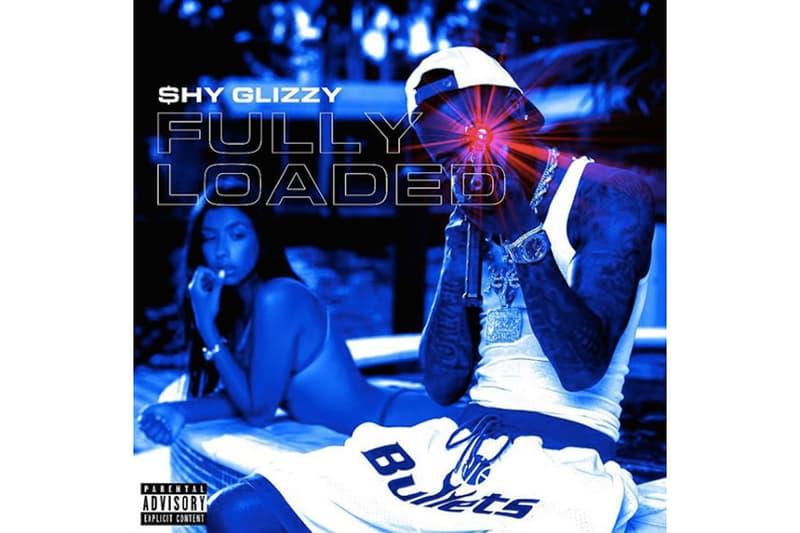 Shy Glizzy Fully Loaded album Young Thug Lil Uzi Vert new album D.C. Glizzy Gang