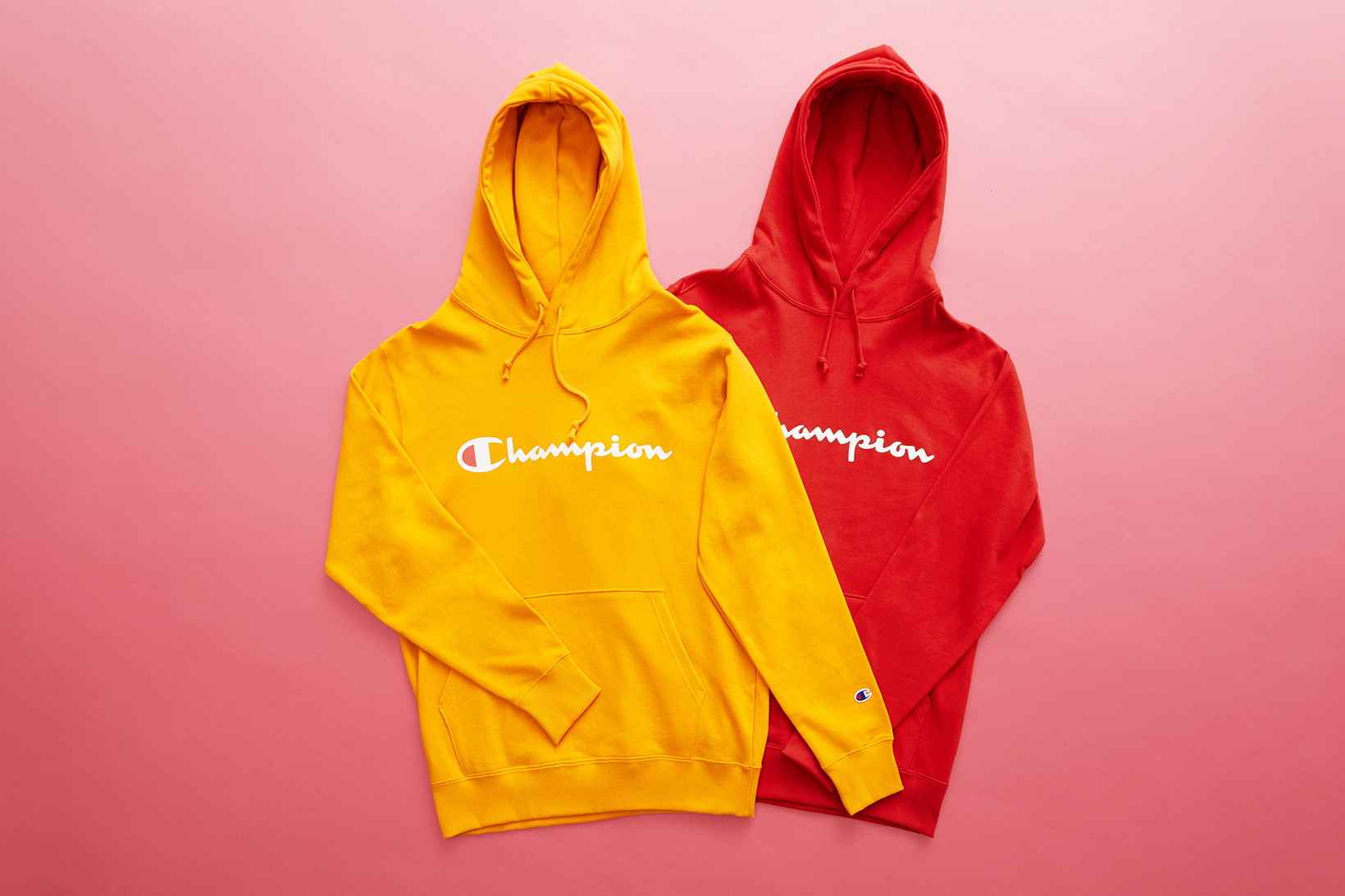 Skechers x Champion 2018 Clothing Collaboration