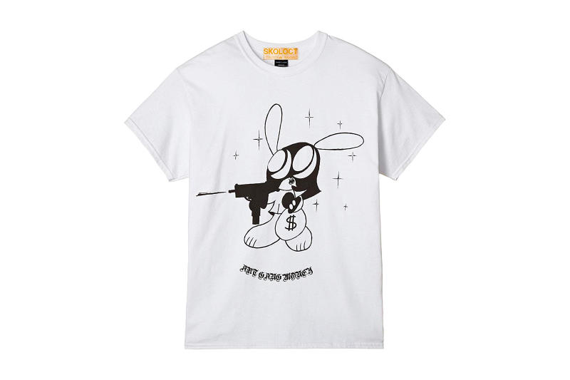 Skoloct Amazon Tokyo Fashion Week SS19 Release graphic t shirt release collection spring summer 2019
