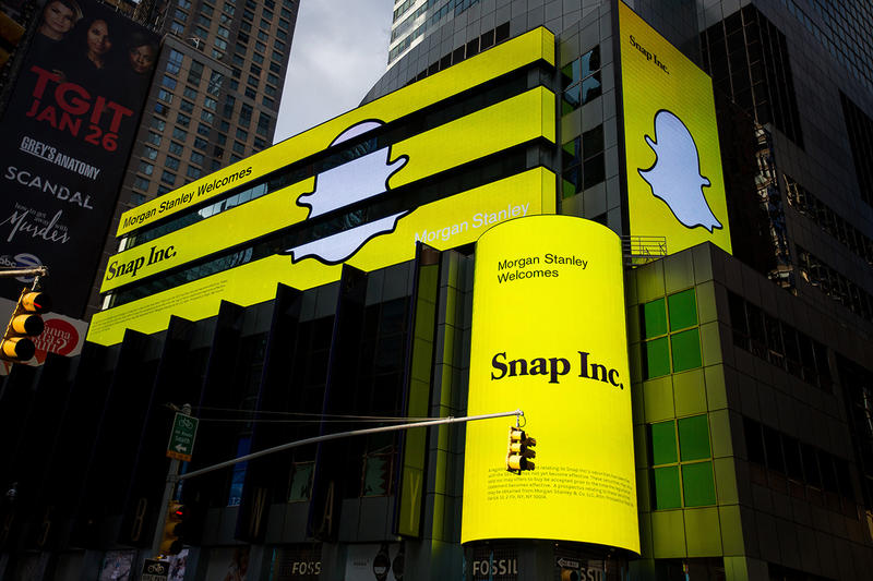 Snapchat Revenue Record 3rd Quarter Earnings Reports 2018