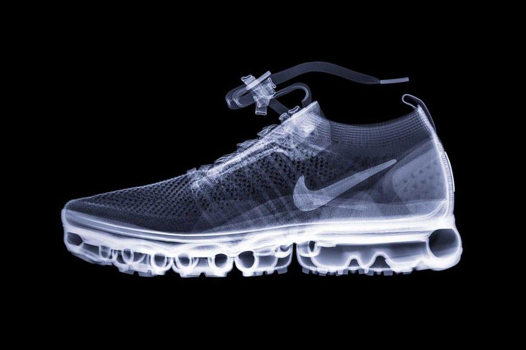 Sneaker X,Ray Photoseries By Hugh Turvey