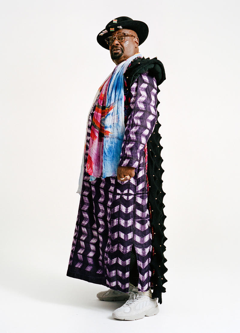 Sneakersnstuff x adidas originals Yung-1 George Clinton campaign photos video shaniqwa jarvis