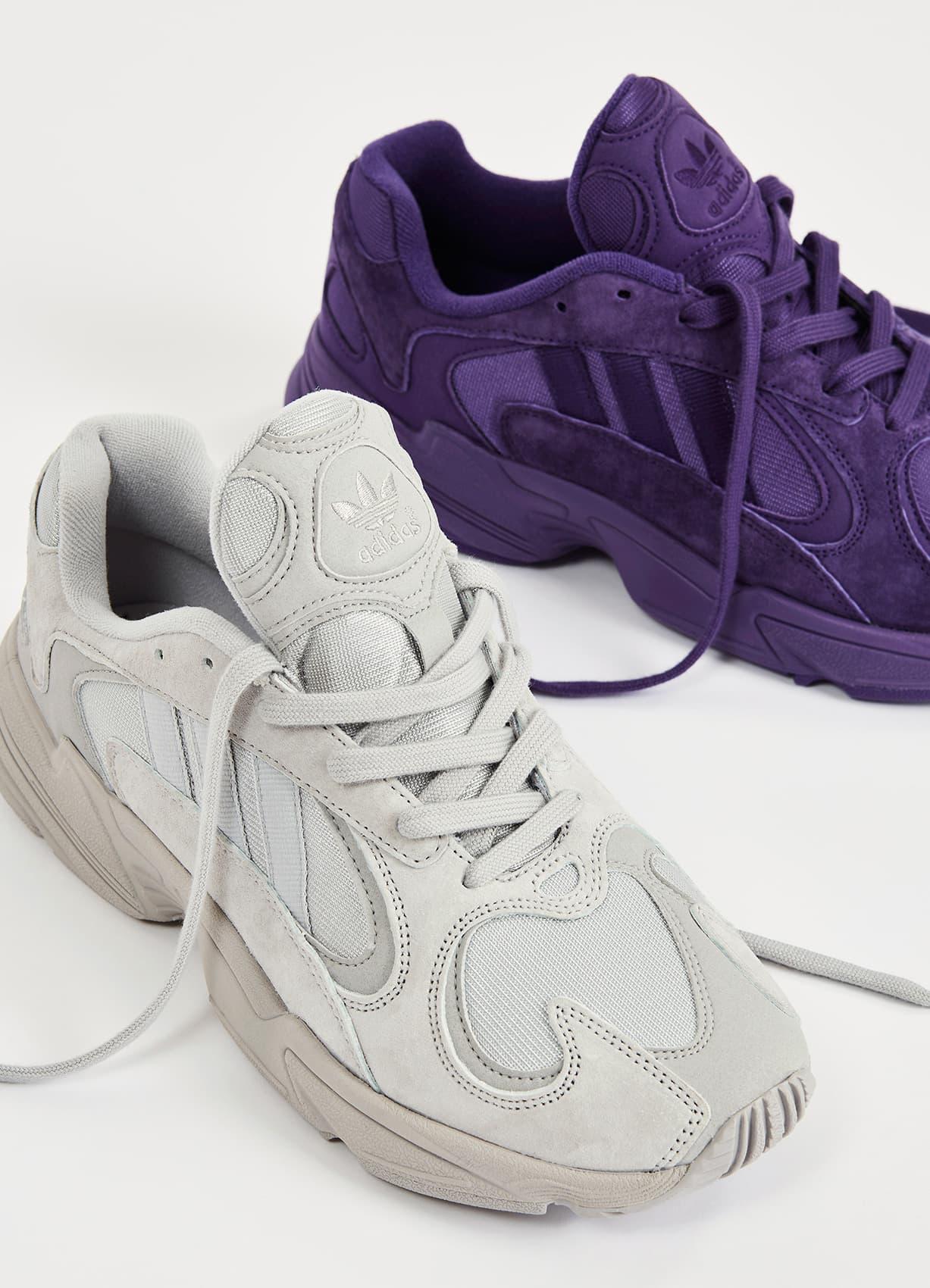 Sneakersnstuff X Adidas Yung 1 George Clinton Hypebeast