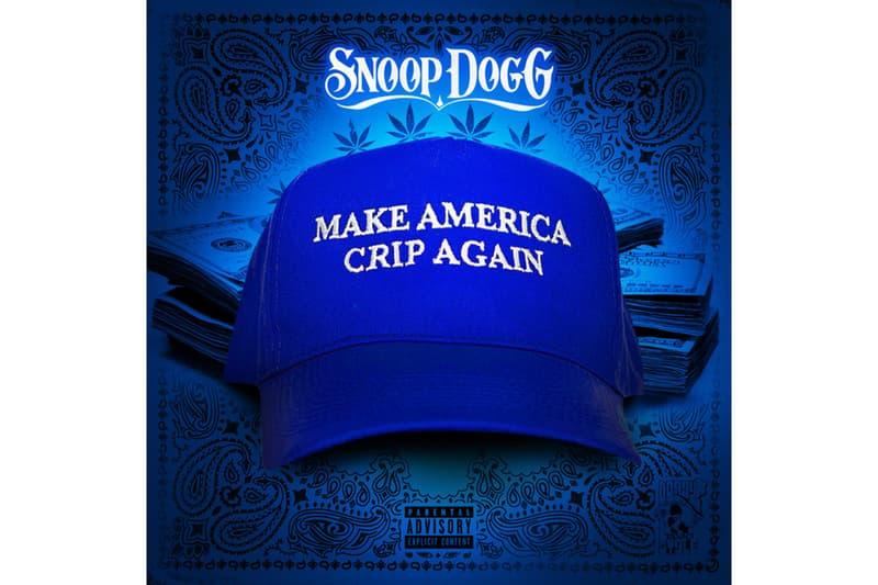 Snoop Dogg Make America Crip Again Album Stream MACA