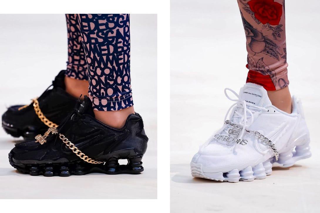 Fashion Month SS19's Best Sneaker