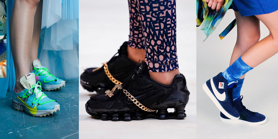 Image result for fashion week sneakers