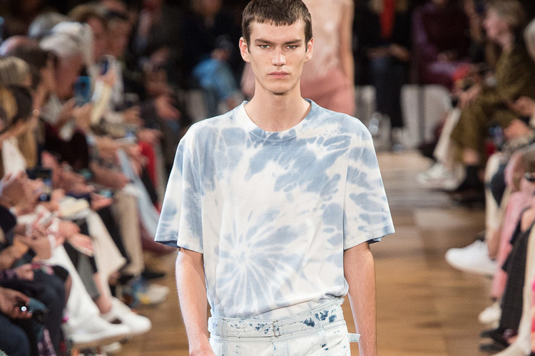 26126494aa8f6 Stella McCartney SS19 Juxtaposed Tie-Dye With Flight Suits