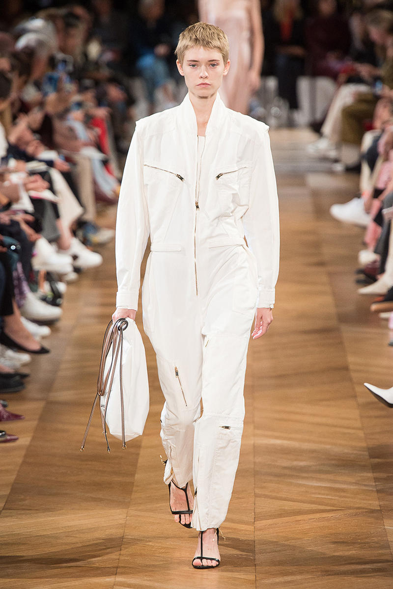 Stella McCartney spring summer 2019 paris fashion week runway show tie dye suit menswear