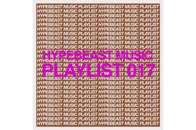 HYPEBEAST Music Playlist