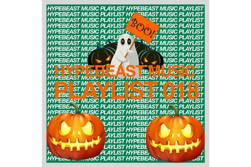 HYPEBEAST Music Playlist Halloween
