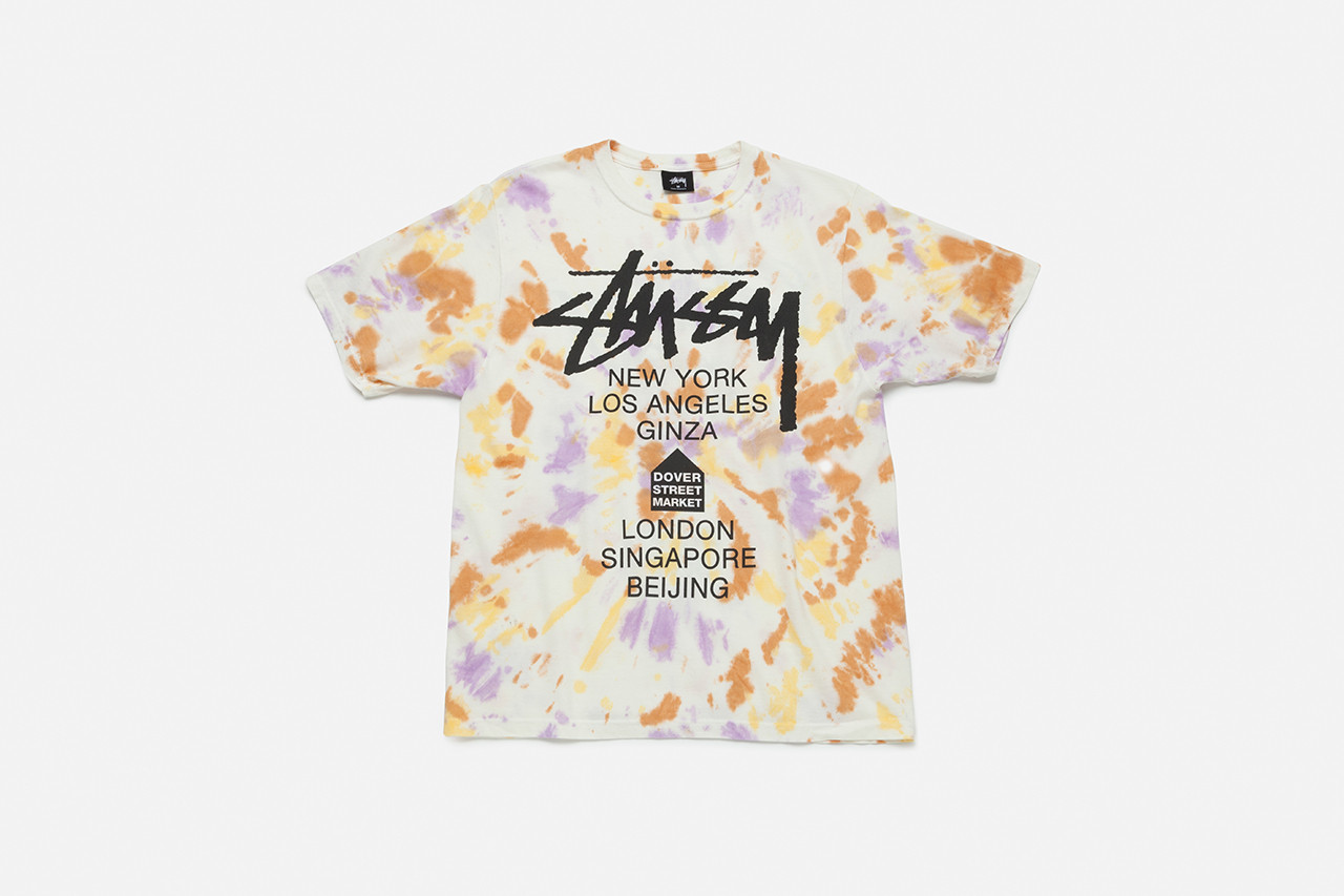 Stüssy Dover Street Market LA opening exclusive capsule Collection Release date november 2 los angeles streetwear
