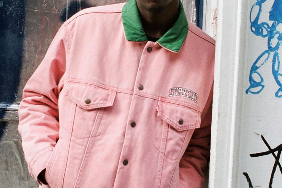 Supreme x Levi's FW18 Trucker Jacket & Coveralls | HYPEBEAST