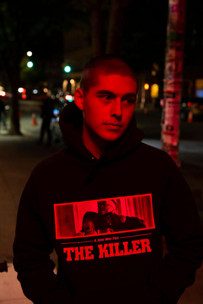 Supreme x 'The Killer' FW18 Collection Full Look
