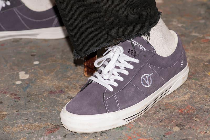 Supreme x Vans Sid Pro FW18 Collection release Info date footwear sneakers fall winter 2018 vans sid skateboarding California Sneakers footwear kicks trainers so-cal New York LA Los Angeles Japan Tokyo Hypebeast