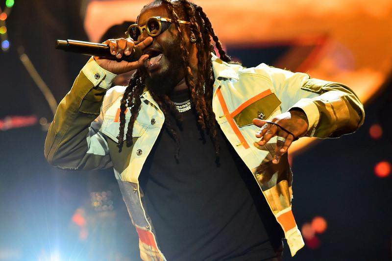 Stream T-Pain 'Everything Must Go Vol 2 mixtape project album new unreleased music song 2018 october