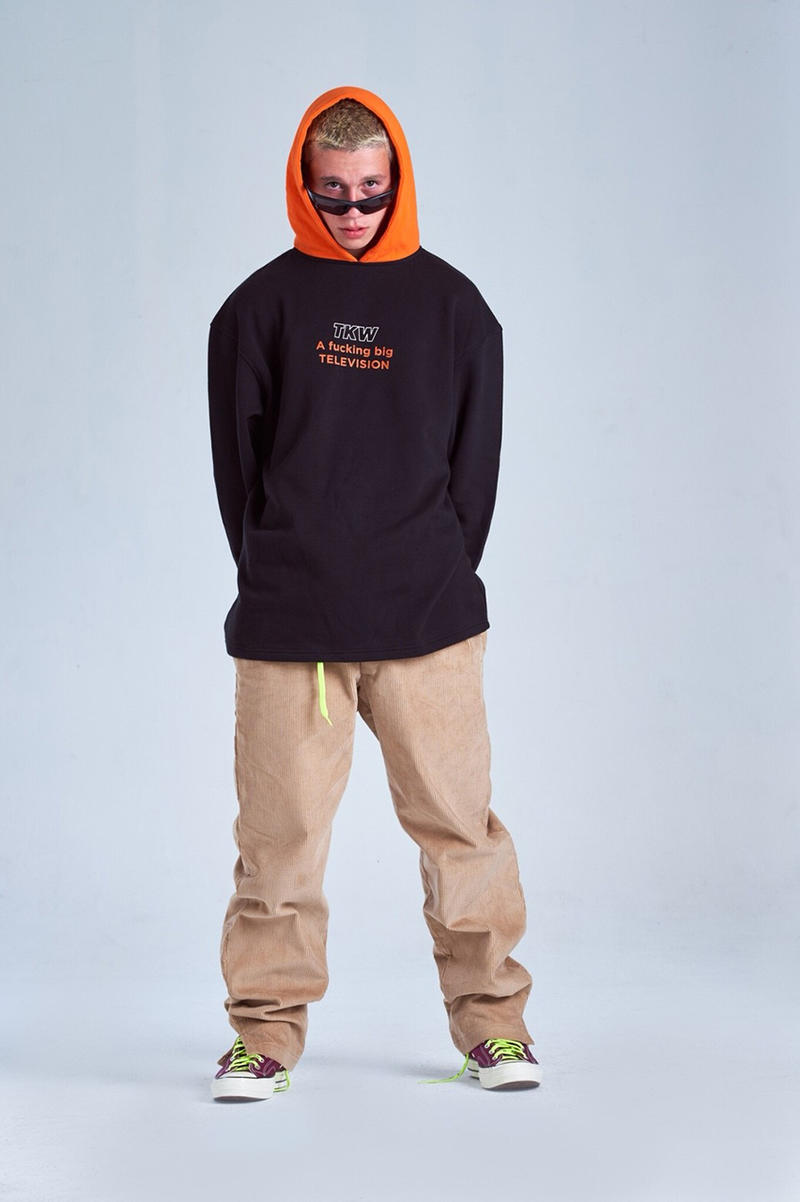 takara wong season 2 A Fucking Big Television drop release date web store buy collection lookbook fall winter 2018 trainspotting