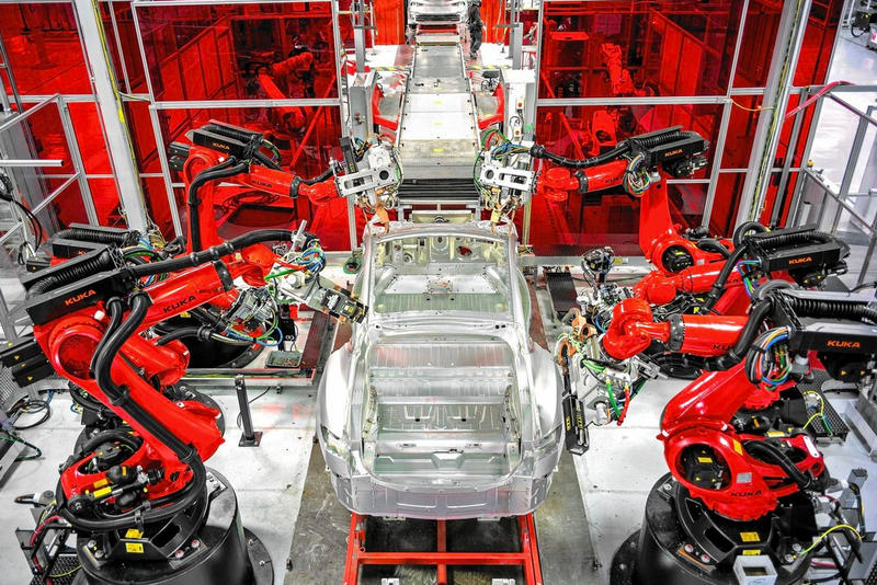 Tesla Shanghai Factory Opening Report Elon Musk