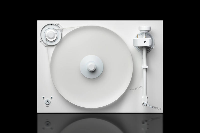Pro-Ject The Beatles 2Xperience White Album Turntable Details Pricing Purchase Buy $1,799 USD Tech Technology