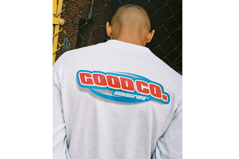 The Good Company Fall Winter 2018 Lookbook collection release info shirts hoodies accessories