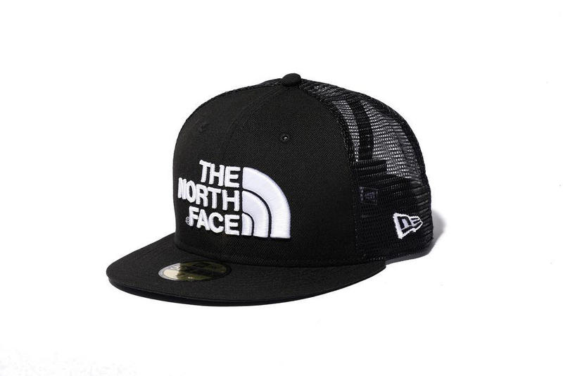 the north face japan new era hat cap collaboration trucker trapper fur 59 50 october 12 2018 release date drop info buy sell fall winter