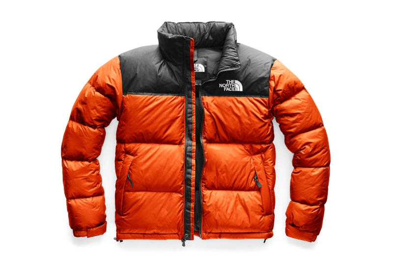 13b1c75dec The North Face Nuptse Jackets blue black red yellow orange grey gold  release info